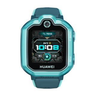 HUAWEI 华为 3 Pro 超能版 儿童智能手表 36mm 雨林绿 硅胶表带 8GB(GPS、北斗、扬声器)