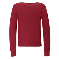 PORTS1961男士针织衫  红色