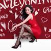 Calzedonia 20D植绒爱心印花 MODC1639 女士丝袜