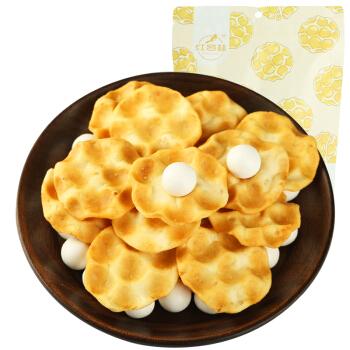 HONGGULIN 红谷林 小石子饼 原味 100g
