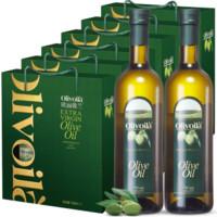 olivoilà 欧丽薇兰 橄榄油 750ml*12瓶