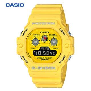 CASIO 卡西欧 G-SHOCK DW-5900RS-1 男款运动腕表