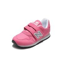 new balance YV373 女童魔术贴运动鞋