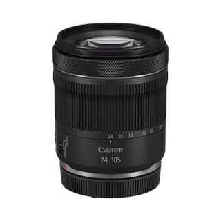 Canon 佳能 RF24-105mm F4-7.1 IS STM 标准变焦镜头