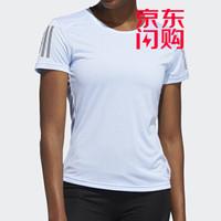 ADIDAS阿迪达斯19秋季新品女子跑步训练短袖T恤DZ7249 C DZ7249 S