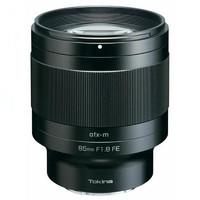Tokina 图丽 atx-m 85mm F1.8 FE 定焦镜头