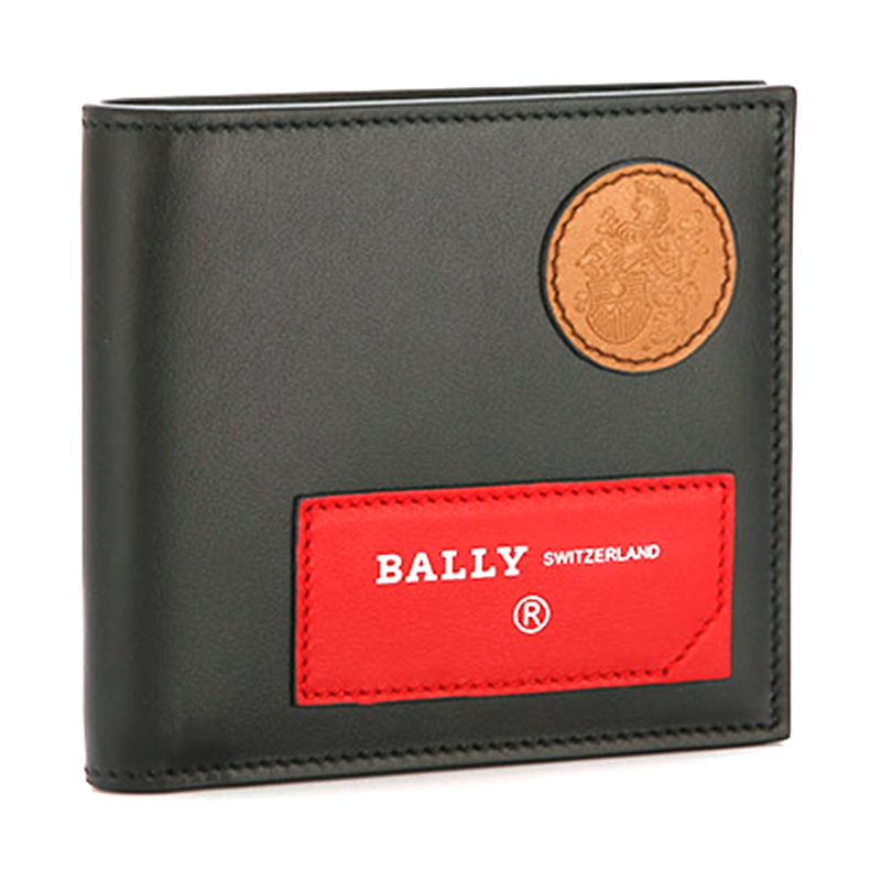BALLY 巴利 Brasai系列 男士短款钱包