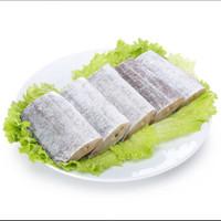 阿斌鲜生 渤海 带鱼段 1.5kg