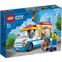 LEGO 乐高 城市系列 60253 冰激凌车