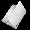 ROG 玩家国度 幻14 14英寸游戏笔记本电脑 (LED星空版白、R9-4900HS、16GB、1TB SSD、RTX2060 MQ、2K 60Hz)