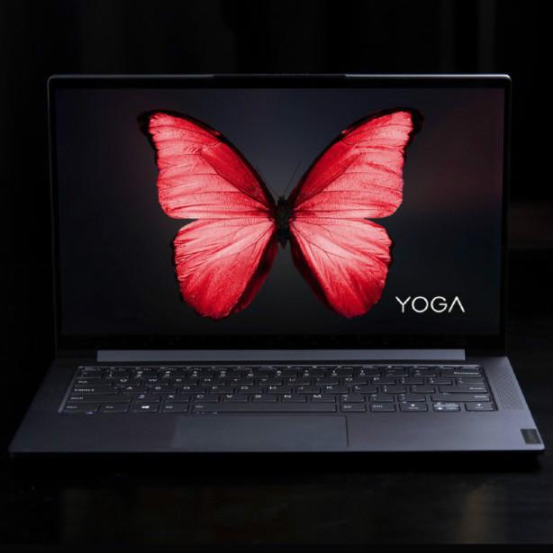 Lenovo 联想 YOGA系列 14s 锐龙版 14英寸笔记本电脑 R7-4800U 16GB 512GB Radeon Graphics