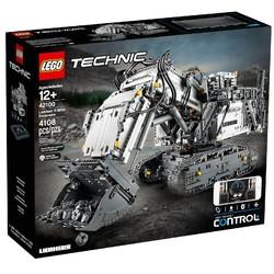 LEGO 乐高 机械组 42100 利勃海尔R9800遥控挖掘机