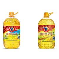 MIGHTY 多力 甾醇玉米油 5L*2桶