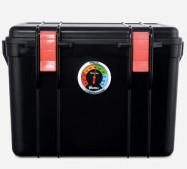 EIRMAI 锐玛 R11 升级款 摄影防潮箱 250mm*190mm*200mm 9L 酷黑色
