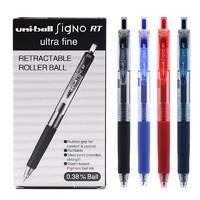 uni 三菱 UMN-105/138 按动中性笔 3支装 送笔盒