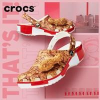 Crocs 卡骆驰 x KFC 肯德基联名款 炸鸡洞洞鞋