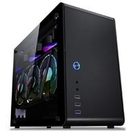 Rayarti 雷匠 R-i3 ITX 机箱 钢化玻璃侧板