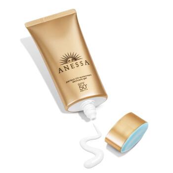 ANESSA 安热沙 小金瓶面部专用护肤防晒啫喱90g SPF50+PA++++