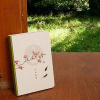 中国国家博物馆杏林春燕创意随身手账记事本子学生笔记本文具套装