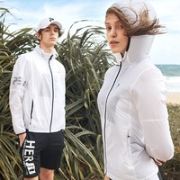 PELLIOT 伯希和 男女款UPF40+防晒皮肤衣