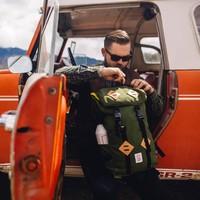 小编精选:TOPO DESIGNS 科罗拉多 Klettersack 户外运动双肩包 25L