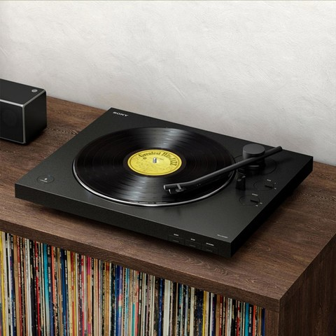 SONY 索尼 PS-LX310BT 黑胶唱片机