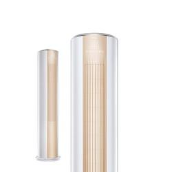 TCL 大2匹 京品家电 静音 定速冷暖 客厅空调 空调立式 圆柱立柜式空调柜机 (KFRd-51LW/ME11(3)) +凑单品