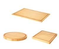 OLEBY 奥勒比 砧板3件套 - 竹 - IKEA