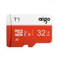 aigo 爱国者 T1 TF(microSD)存储卡 32GB
