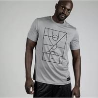 历史低价:DECATHLON 迪卡侬 FAST 男子运动短袖T恤