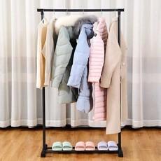 可米熊 室内折叠晒衣架 单层 儿童款
