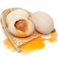 京东PLUS会员:吃可得 流油咸鸭蛋 60g*5枚 *4件