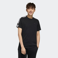 adidas阿迪达斯 neo2020男子M ESNTL 3S T圆领短