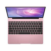 HUAWEI 华为 MateBook 13 2020款 13英寸笔记本电脑 锐龙R5-3500U 16GB 512GB-SSD 集显 粉色