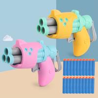勾勾手 软弹玩具手枪 2支装 送26颗软弹