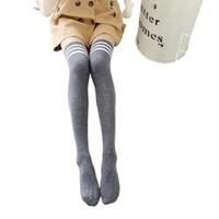 移动专享:Langsha 浪莎 MK999 女士长筒袜 2双装