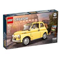 乐高 (LEGO) Creator创意系列 10271 模型车 菲亚特 500 10271