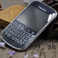学生手机黑莓lackBerry/黑莓 9900全键盘备用机三网通9930学生戒网瘾考研手机 黑色 套餐一 8GB 欧洲