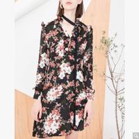 Lily 118120C7651 印花連衣裙