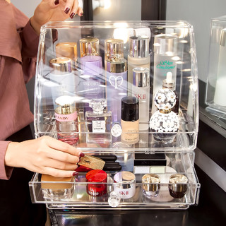 透明化妆品收纳盒