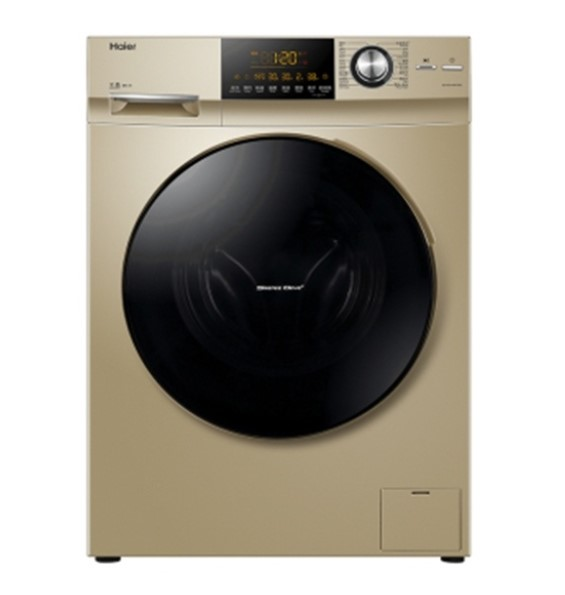 Haier 海尔 EG10014HB709G 全自动滚筒洗烘一体机 10kg
