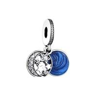 PANDORA 潘多拉 791993CZ  925银珐琅串饰