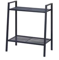LERBERG 勒伯格 搁板柜 - 蓝黑色 - IKEA