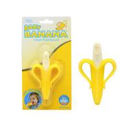 BABY BANANA 香蕉宝宝 硅胶婴儿牙胶牙刷 *11件