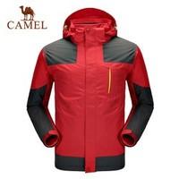 CAMEL 骆驼 A6W2V0114 男款冲锋衣