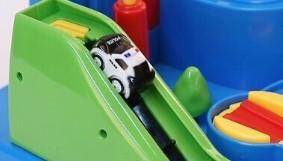 LIVING STONES 活石 儿童益智玩具 马卡龙汽车大冒险