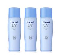 31日10点: Bioré 碧柔 轻透倍护防晒乳防晒霜 隔离紫外线 SPF50+ PA++++ 3件