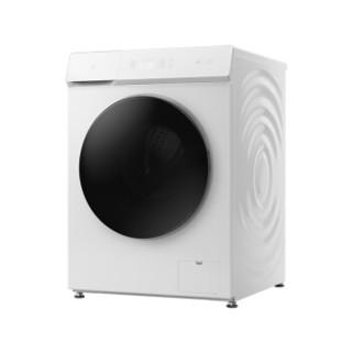 MI 小米 XHQG100MJ04 全自动滚筒洗烘一体机 10kg 白色