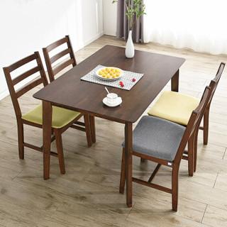 京东PLUS会员 : JIAYI 家逸 餐桌椅组合 经典组合