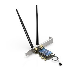 EDUP 翼联 3000M PCI-E双频电竞无线网卡